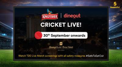 Kingfisher Cricket Live | Bangalore vs Mumbai (Delhi)