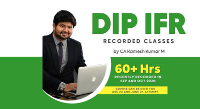 DIPLOMA IN INTERNATIONAL FINANCIAL REPORTING (DIPIFR) VIDEO LECTURES