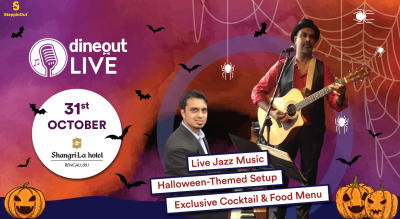 Dineout Live | Halloween Special at Hype, Shangri La