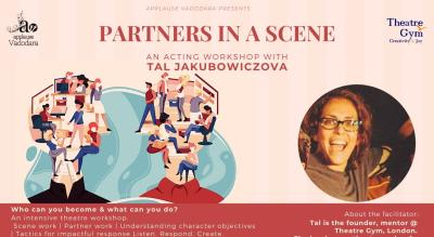 PARTNERS IN A SCENE | An acting workshop with TAL JAKUBOWICZOVA