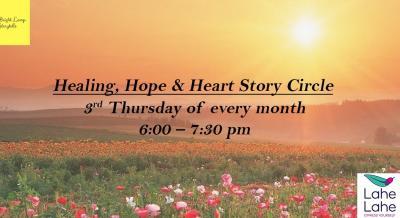 Healing, Hope & Heart Story Circle