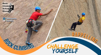 Rock Climbing Course – Level 1