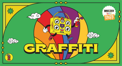 Breezer Vivid Shuffle – Calling all Graffiti Artists in India!