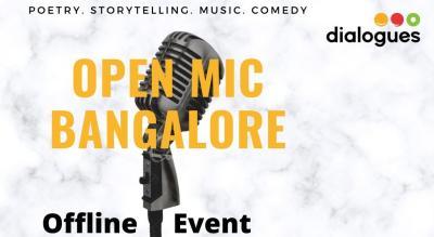 Open Mic Bangalore