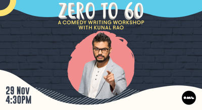 Zero to 60: A Comedy Writing Workshop