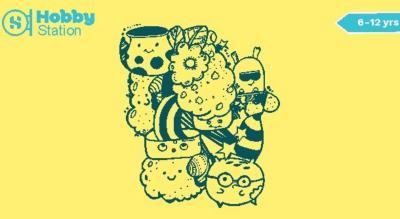 Hobbystation Doodling Workshop for Kids (6 -12 years)