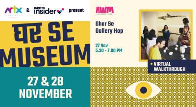 Ghar Se Gallery Hop