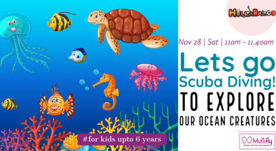 Let's Explore Our Ocean Creatures !