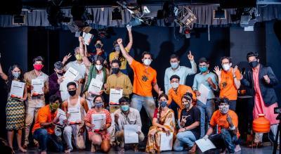 Weekend Theatre Workshop: Hello Stage, Hello Life!