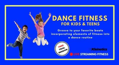 Kleinetics Dance Fitness for Kids & Teens