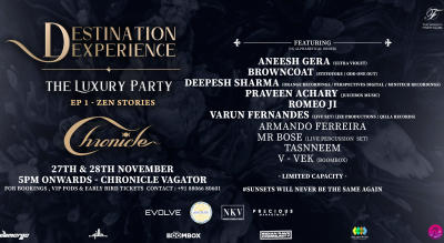 Destination Experience - The Luxury Party