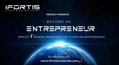 "Internationally Recognized Certification Program in Entrepreneurship ""BECOME AN ENTREPRENEUR"""