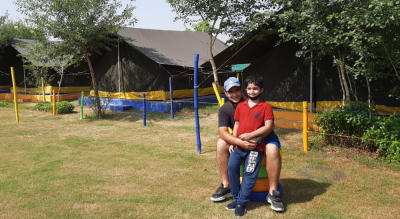 Day Out at Rocksport, Greater Noida