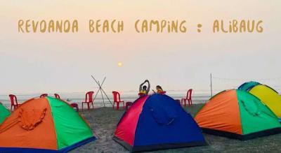 Revdanda Beach Camping - Alibaug