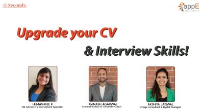 Upgrade your CV & Interview Skills