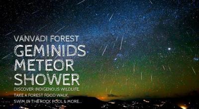 Geminids Meteor Shower | Vanvadi Forest | Camping
