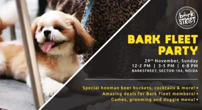 Bark Fleet Party