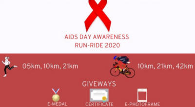 Aids Awareness Day Run & Ride