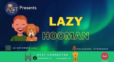 Lazy Hooman Trek