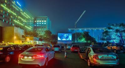DRIVE-IN CINEMA- BLOCKBUSTER WEEKEND