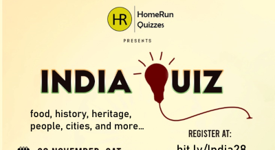 India Quiz by HomeRun Quizzes