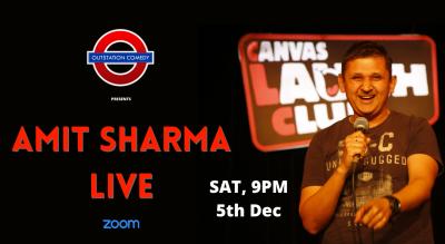 AMIT SHARMA LIVE