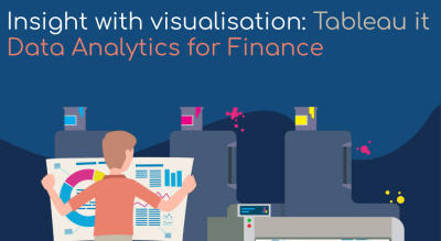 Sharing insight with visualisation: Tableau It