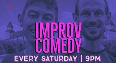 Comedy in the face of fear | IMPROV | Humorise