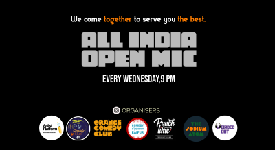 All India Open Mic