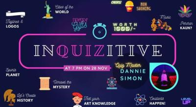 inQUIZitive - Dannie Simon