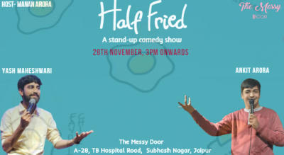 Half Fried - A stand-up comedy show