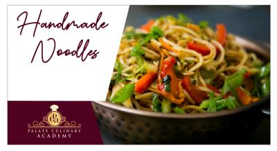 Handmade Noodles with Rakhee Vaswani