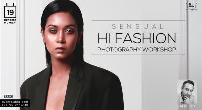 SENSUAL FASHION PHOTOGRAPHY WORKSHOP