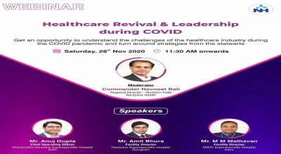 Healthcare Revival and Leadership during COVID