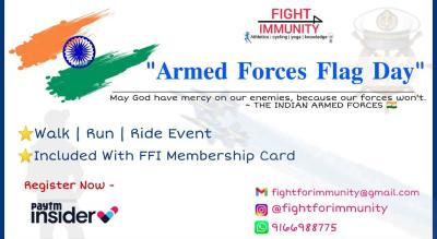 Armed Forces Flag Day - Walk/Run/Ride