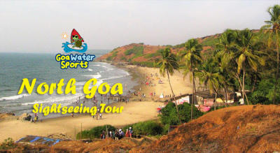 North Goa Sightseeing Tour by AC Bus