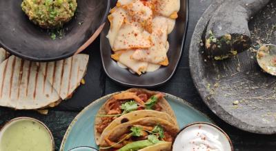 Mexican Cooking with Rakhee Vaswani.