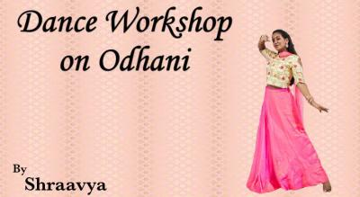 Dance workshop by SHRAAVYA