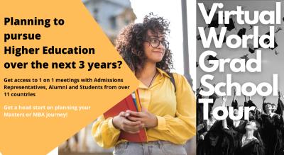World Grad School Tour 2020