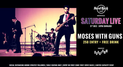 Saturday Live Ft Moses With Guns