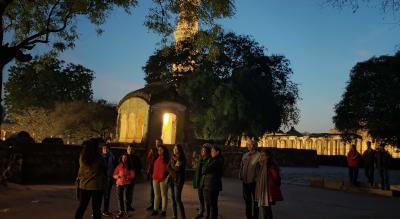Raat Ke Afsane- Night Walk in Qutub Minar