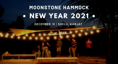 NYE 2021 with Moonstone Hammock