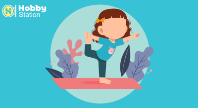 Yoga & Meditation : Theme Based (4-9 years)
