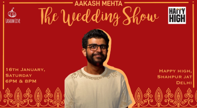 The Wedding Show by Aakash Mehta