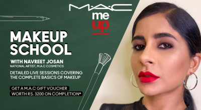 M.A.C Makeup School by Navreet Josan | Edition 4