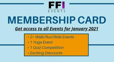 FFI - MEMBERSHIP CARD JANUARY 2021