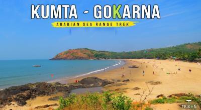 Kumta To Gokarna Beach Trek With Trikon