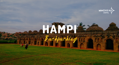Hampi Backpacking