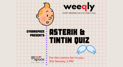 Weeqly- The Asterix & Tintin Quiz