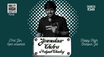 Zimmedaar Chehra by Pratyush Chaubey
